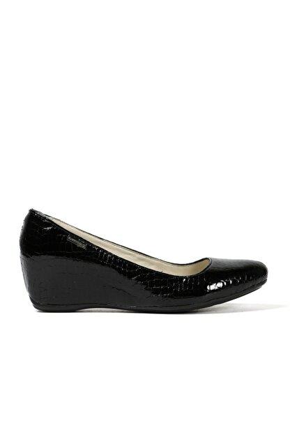 Hammer Jack Siyah Krok Kadın Ayakkabı 171 1000-07-z