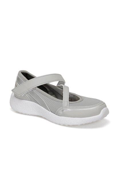 Kinetix Laney Mesh Gri Kız Çocuk Yürüyüş Ayakkabısı