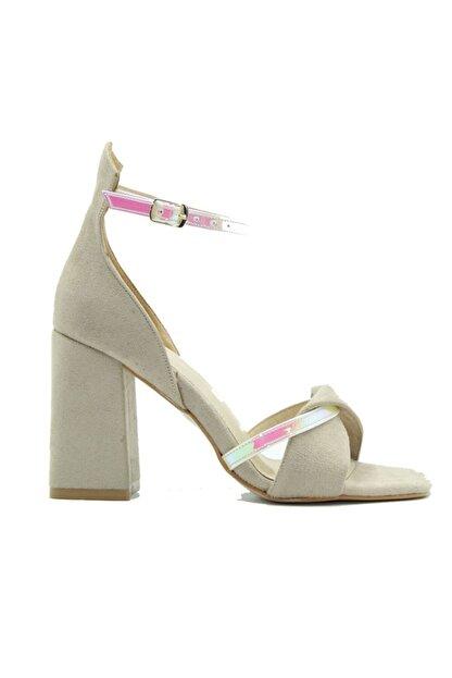 Tuğrul Ayakkabı 230 Lonar Kadın Topuklu Ayakkabı