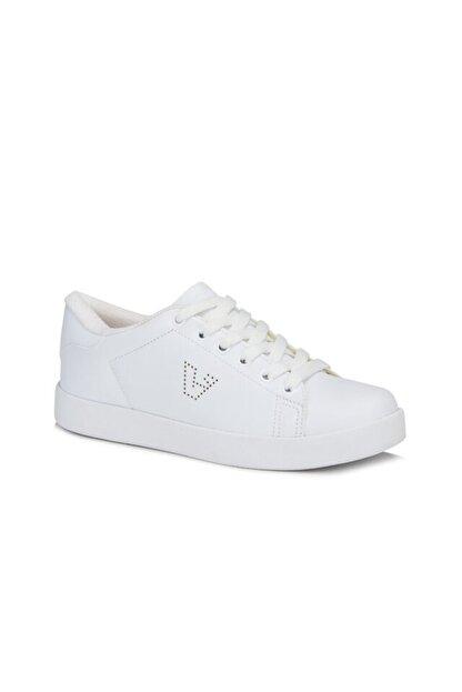 Vicco Unisex Genç Beyaz Spor Ayakkabı Oyo