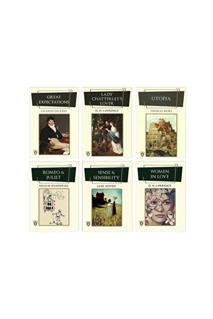 Dorlion Yayınevi Yabancı Dil Romanlar 6 Kitap
