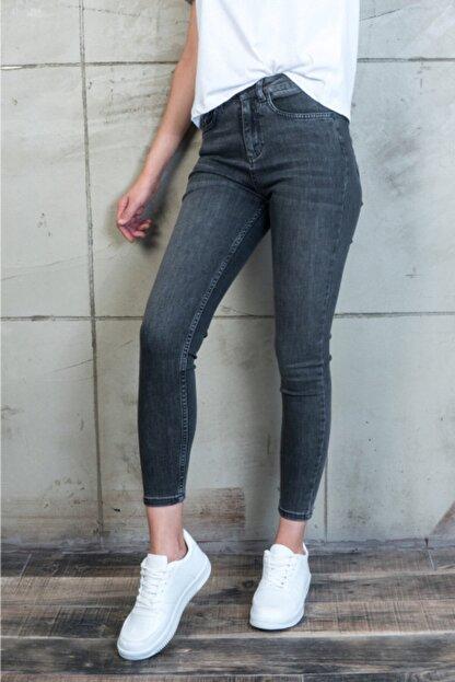Desperado Likralı Yüksek Bel Jean