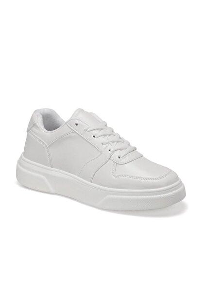 Torex Enzo Beyaz Erkek Sneaker Ayakkabı