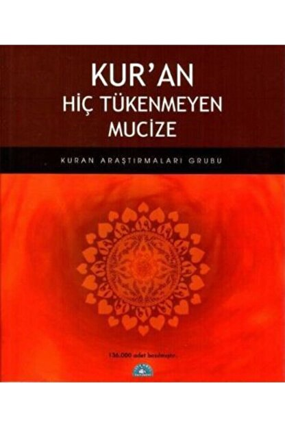 İstanbul Yayınevi Kur'an Hiç Tükenmeyen Mucize