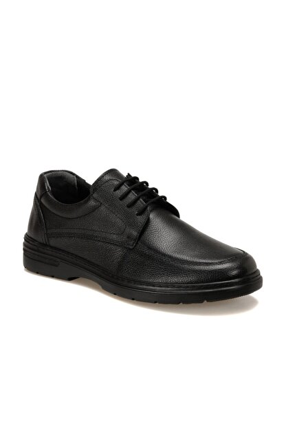 Polaris Erkek Siyah Klasik Ayakkabı
