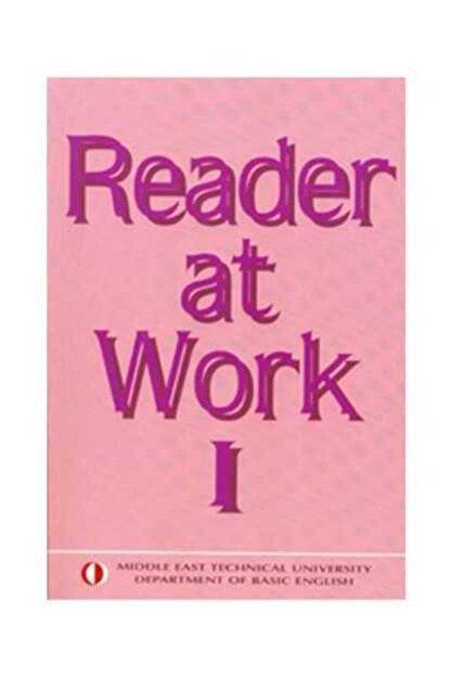ODTÜ YAYINLARI Odtü Yayıncılık Reader At Work 1