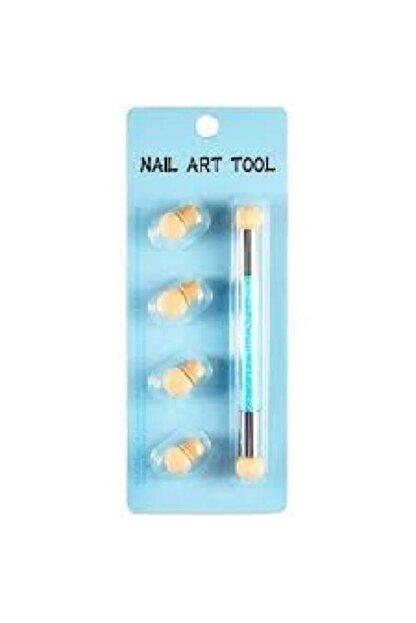 Venalisa Nail Art Ombre Fırçası 4 Yedekli