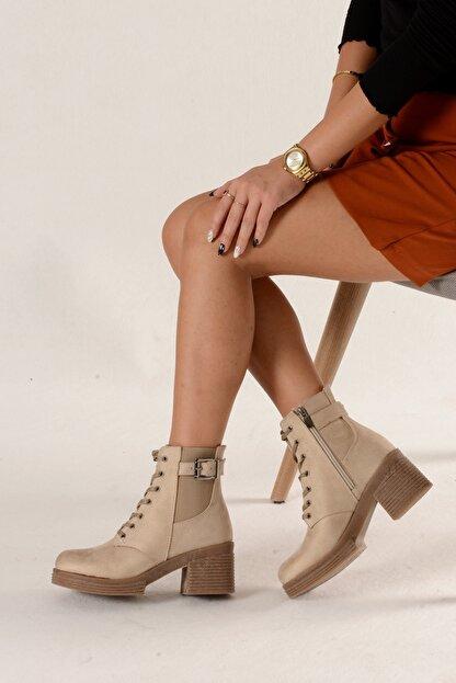 Nil Shoes Vizon Süet Yuvi Bot