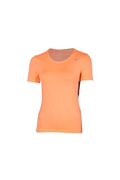 adidas Kadın Turuncu Easy Tee  T-Shirt