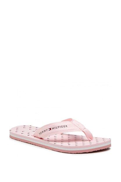 Tommy Hilfiger Kadın Th Mini Flags Beach Sandal Terlik Fw0fw05663