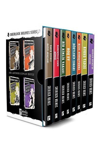 Parola Yayınları Sherlock Holmes Seti (8 Kitap)