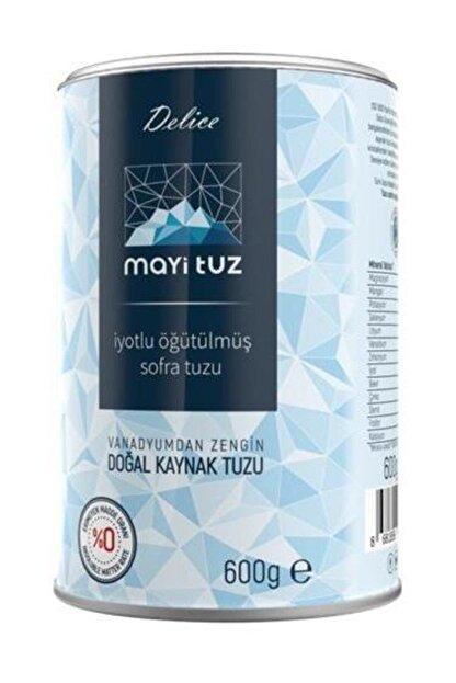Mayi Tuz Delice Iyotlu Ince Sofra Tuzu 600 gr