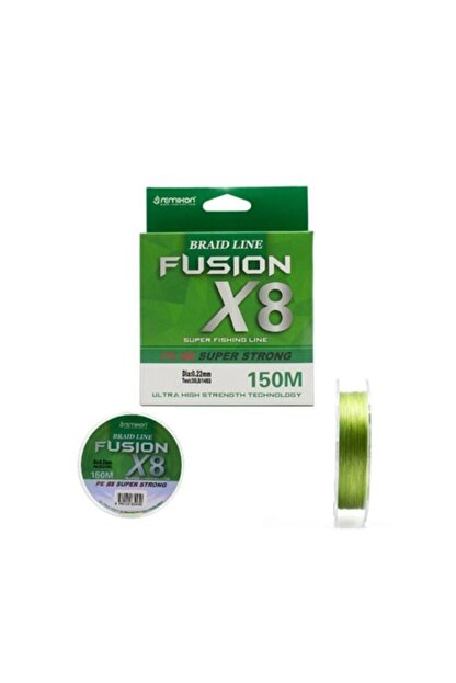 Remixon Fusion 150mt X8 Green Ip Misina