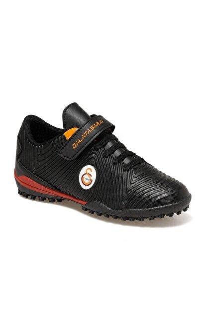 Galatasaray AGRON TURF J GS Siyah Erkek Çocuk Halı Saha Ayakkabısı 100521503