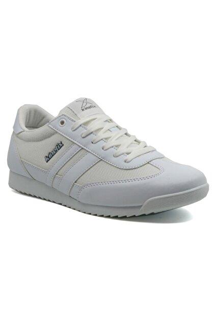Kinetix Erkek Beyaz Günlük Spor Ayakkabı