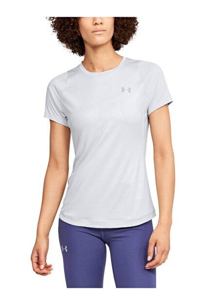 Under Armour Kadın Spor T-Shirt - W Ua Qualifier Iso - 1350179-014