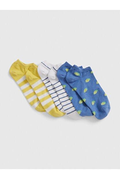 GAP 3'lü Soket Çorap Seti