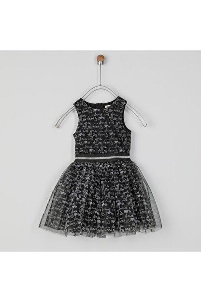 Panço Kız Çocuk Parti Elbisesi 2021gk26033