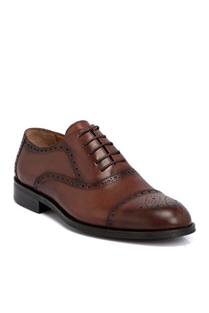 Tergan Taba Erkek Deri Ayakkabı 55046a37