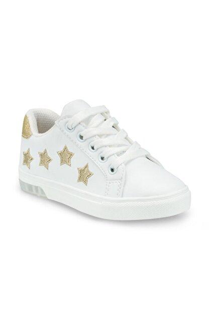 Polaris 512510.p Beyaz Kız Çocuk Sneaker