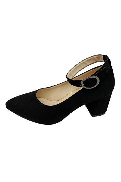 GİZEM 720 Tokalı Kadın Ayakkabı