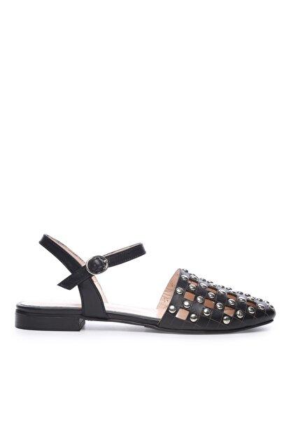 Kemal Tanca Kadın Derı Sandalet Sandalet 51 8630 Bn Ayk