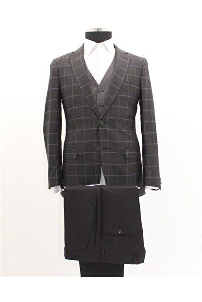İmza Slim Fit Takım Elbise