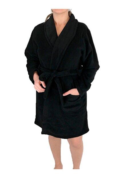 Dükkan Moda Kadın Polar Sabahlık