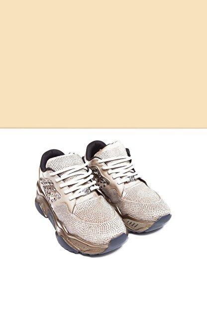 Pierre Cardin PC-30420 Vizon Kadın Spor Ayakkabı
