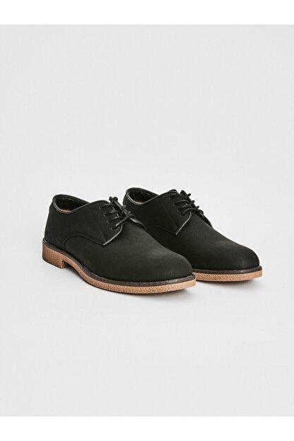 LC Waikiki Erkek Siyah  Klasik Ayakkabı