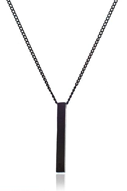 ULS Collection Siyah Çubuk Kolye
