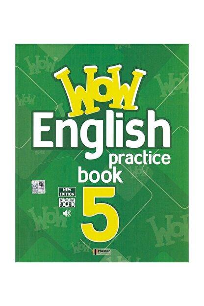 kitapdaindirim Master Publishing 5. Sınıf Wow English Pratice Book