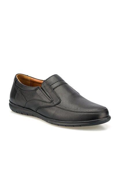 Polaris 102060.m Siyah Erkek Comfort Ayakkabı