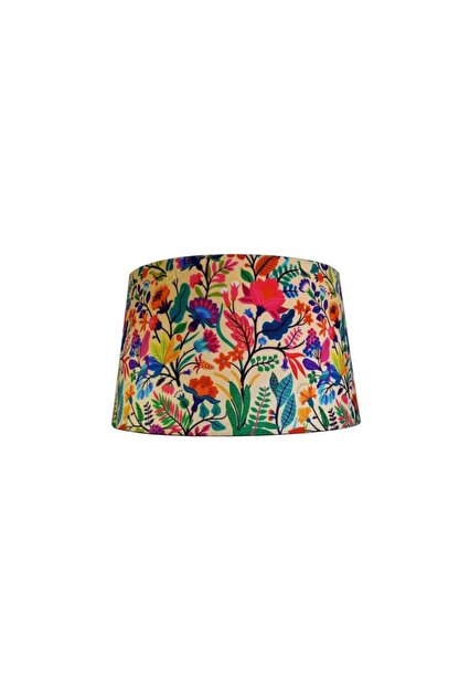 Vivense Bahar Desenli Lambader Şapkası