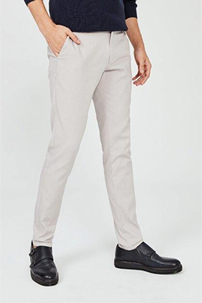 Avva Erkek Taş Yandan Cepli Düz Slim Fit Pantolon A02y3074