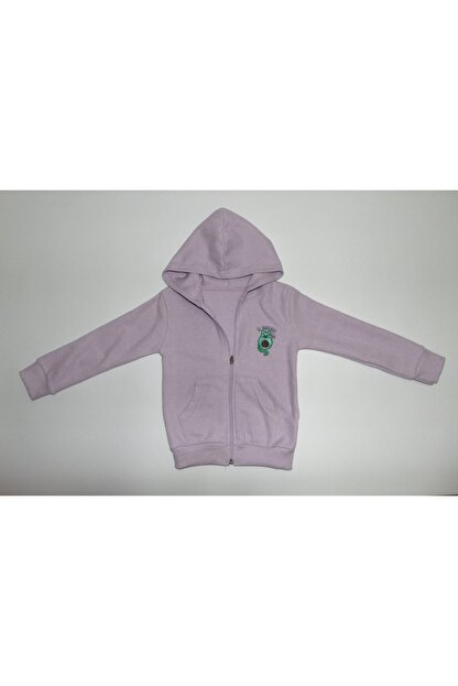 BKC BAŞAK KİDS CLUB Kapüşonlu Fermuarlı Sweatshirt