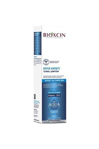 Bioxcin Aquathermal Kepek Şampuanı 300 ml