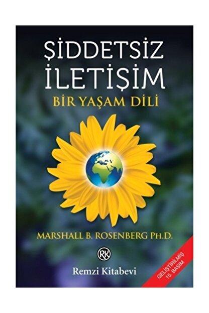 Remzi Kitabevi Şiddetsiz Iletişim - Marshall B. Rosenberg