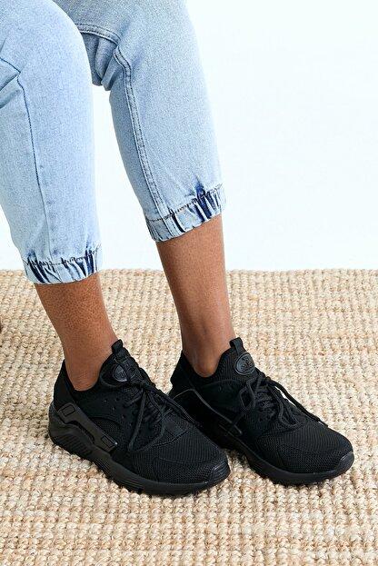 Tonny Black Unisex Siyah Sneaker HRC-Q-0