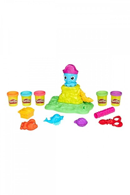 Play Doh Oyuncu Ahtapot