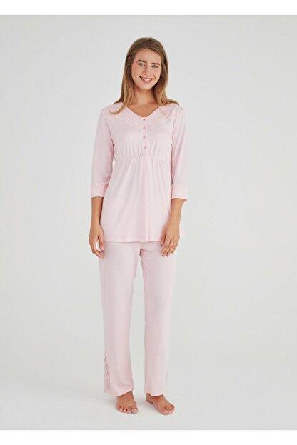Suwen Lena Hamile Lohusa Pijama Takımı