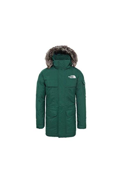 The North Face Yeşil Erkek Montu Nf00a8xzn3p1 M Mcmurdo
