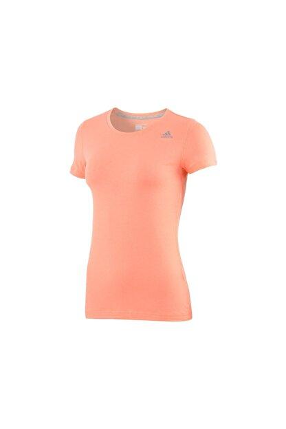adidas Kadın Tişörtü Krem Aıs Prıme Tee Aj7750