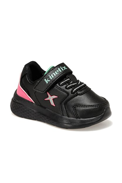 Kinetix MARNED J Siyah Kız Çocuk Yürüyüş Ayakkabısı 100534008