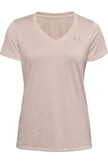 Under Armour Kadın Spor T-Shirt - Tech Ssv - Twist - 1258568-679