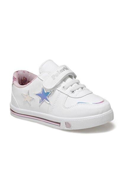 Polaris 615137.P1FX Beyaz Kız Çocuk Sneaker 101010848