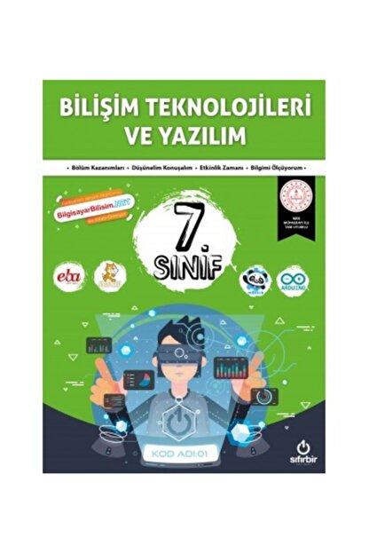 Sıfırbir Yayınları Bilişim Teknolojileri Ve Yazılım 7.sınıf