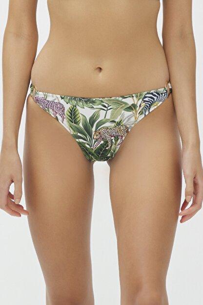 Penti Çok Renkli Helen Side Bikini Altı