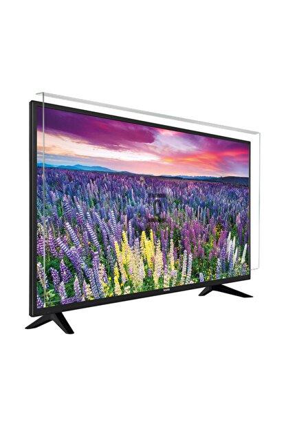 BESTOCLASS Elmas Panel Vestel 50ua9600 Uyumlu Tv Ekran Koruyucu