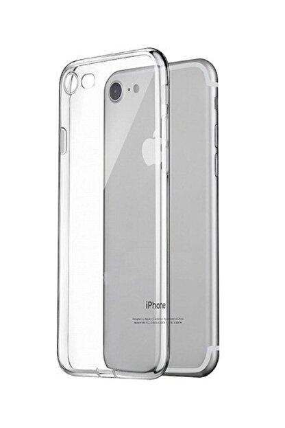 Dijimedia Iphone 7 Kamera Ve Soket Korumalı Darbe Emici Şeffaf Kılıf